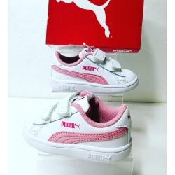 scarpe bambina puma bianche